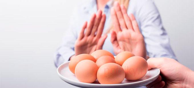 аллергия на яйца