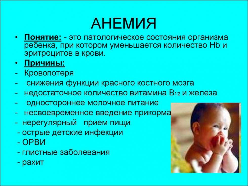 анемия определение