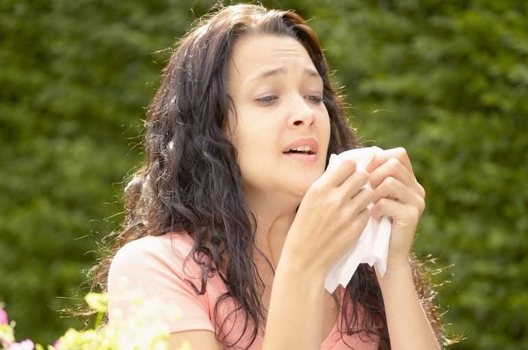 бронхит аллергический