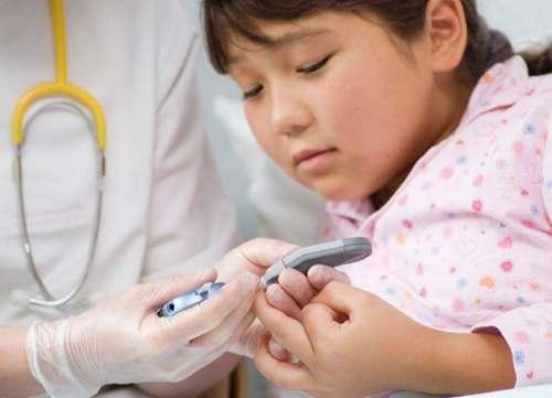 Диабет сахарный у детей