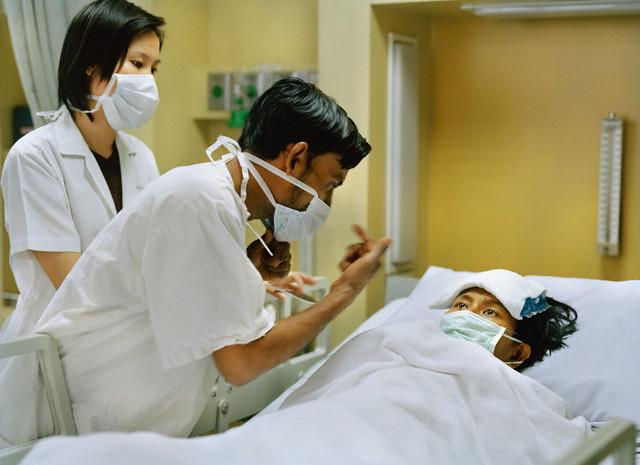 Холера азиатская