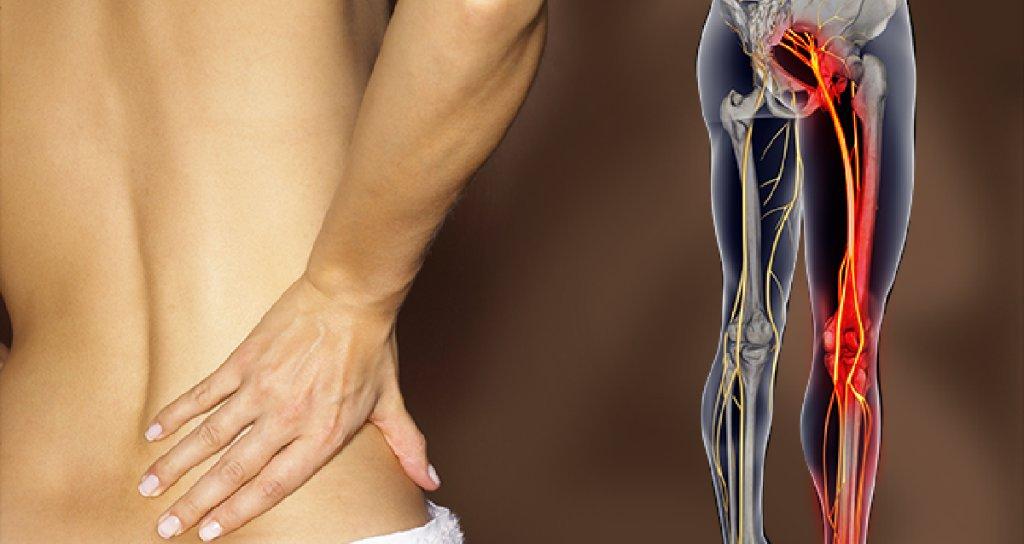 Может ли поясничный остеохондроз отдавать в пах