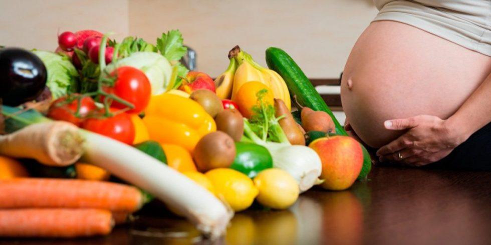 Питание беременной – продолжительность жизни