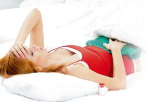 Беременость 37 недель боли в спине