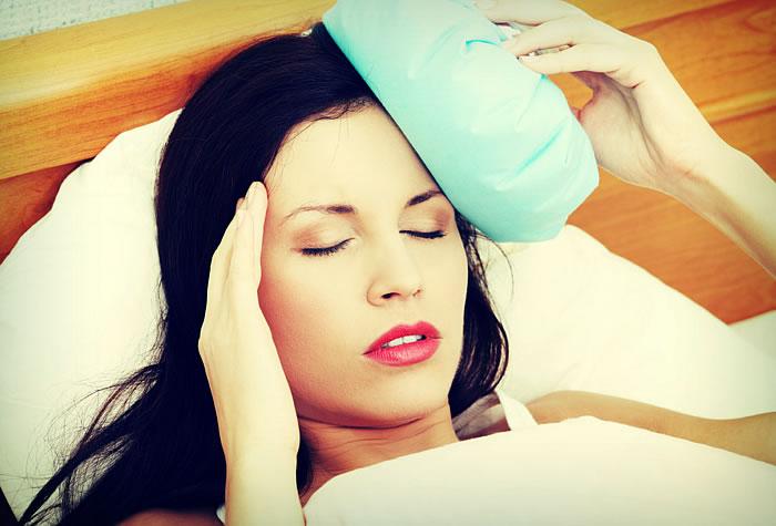 Почему при простуде болит голова?