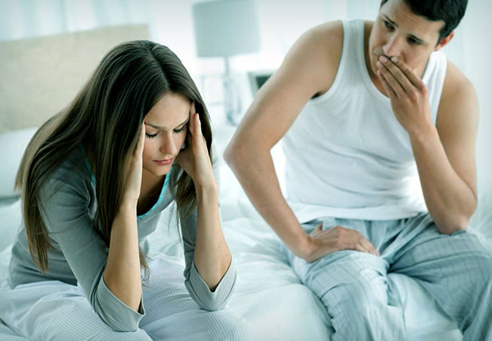 Почему от секса болит голова