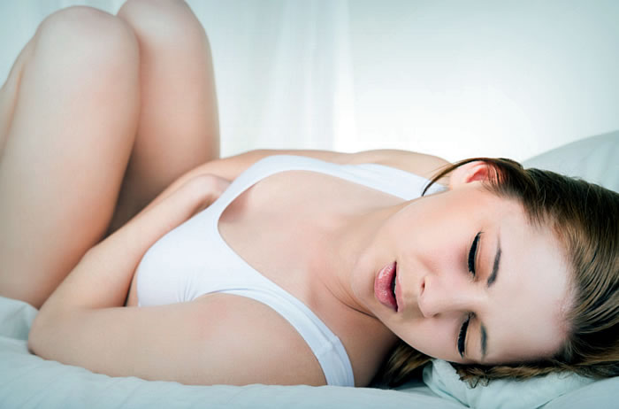 Почему во время секса болит живот