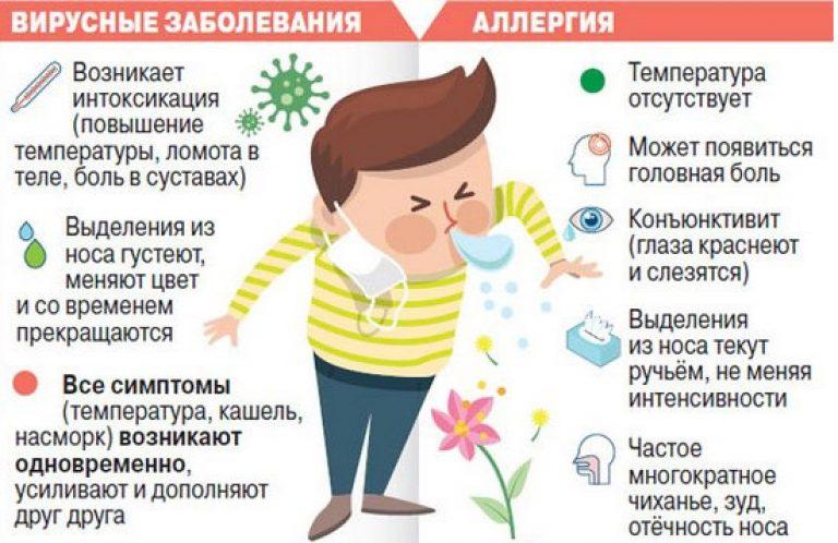 При простуде не бывает температуры почему